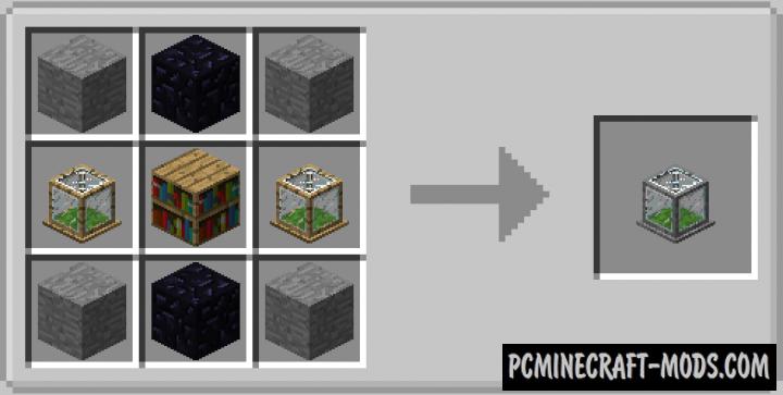 Tiny Mob Farm - Mini Block Mod For Minecraft 1.16.2, 1.15.2