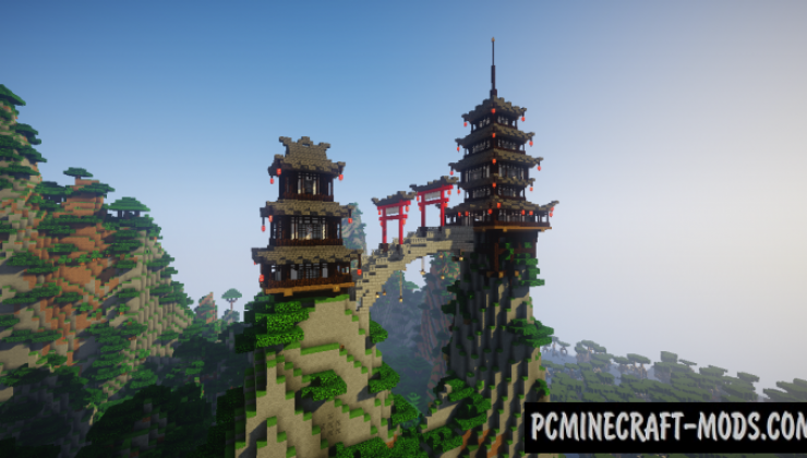 Dawn Of Time - Decorative Mod For Minecraft 1.12.2
