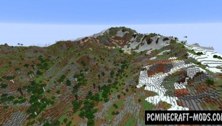 Terrarium - World Generation Mod For Minecraft 1.12.2