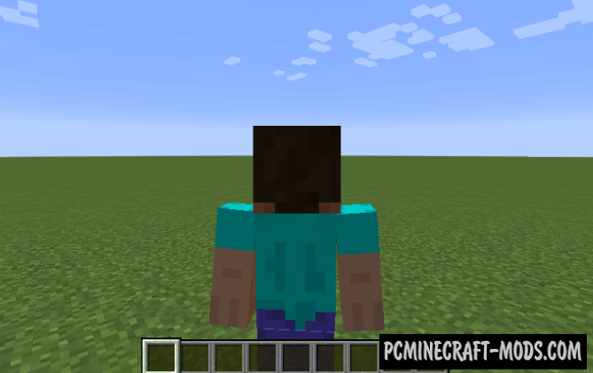 Nimble - Change Cam Mod For Minecraft 1.16.2, 1.15.2, 1.14.4