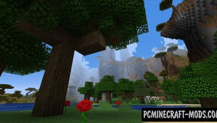 Steven's Traditional 64x Resource Pack MC 1.16.5, 1.16.4, 1.15.2