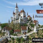 Sanssouci Map For Minecraft