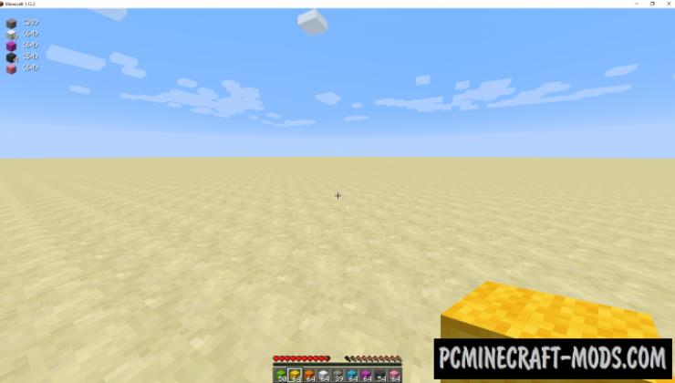 Item Got Mod For Minecraft 1.14, 1.12.2