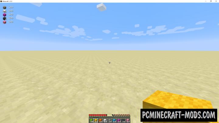Item Got - HUD Mod For Minecraft 1.14.4, 1.12.2
