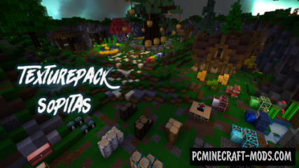 Sopitas Resource Pack For Minecraft 1.12.2