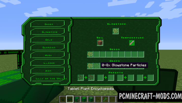 PlantTech 2 - Bio Technology Minecraft Mod 1.16.5, 1.12.2