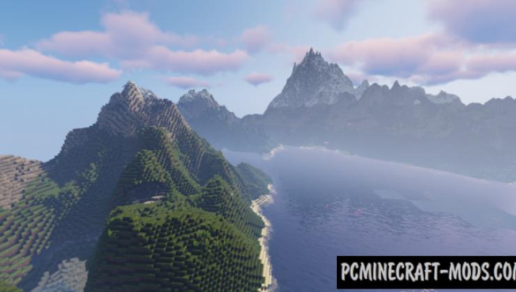 Viking Siege Islands Map For Minecraft