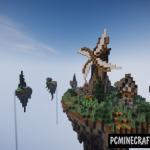 Elemental Wars Map For Minecraft