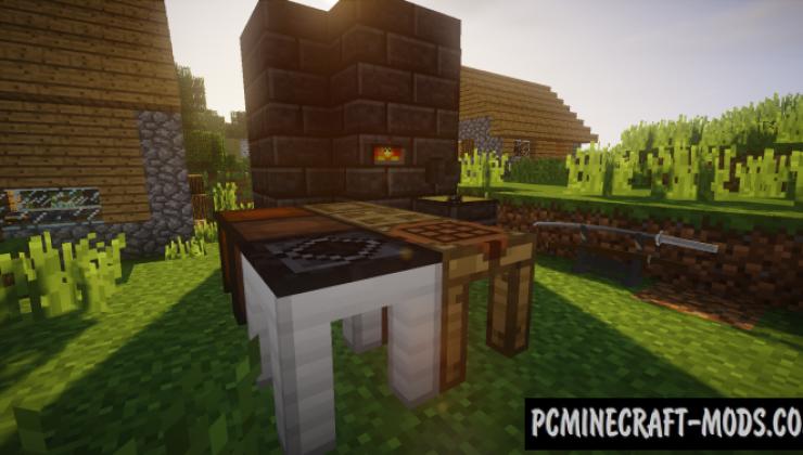 Tinker's SlashBlade Mod For Minecraft 1.12.2