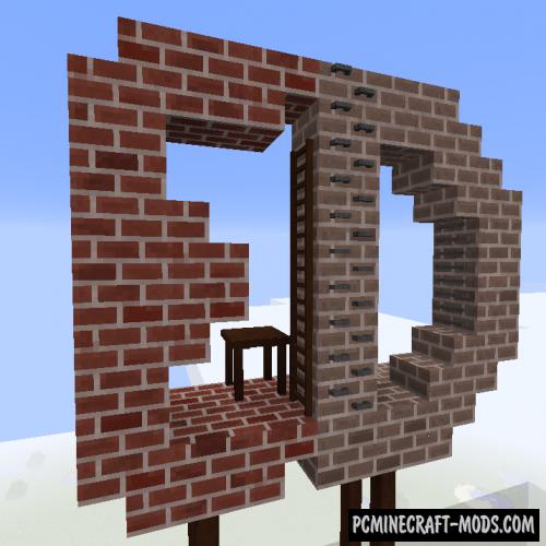 Engineer's Decor - Tech Mod Minecraft 1.16.1, 1.15.2, 1.14.4