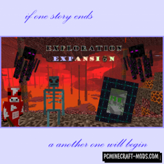 Exploration Expansion - Adventure Mod For Minecraft 1.12.2