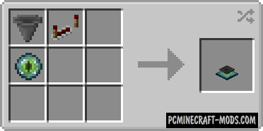 The Plopper Mod For Minecraft 1.13.2, 1.12.2