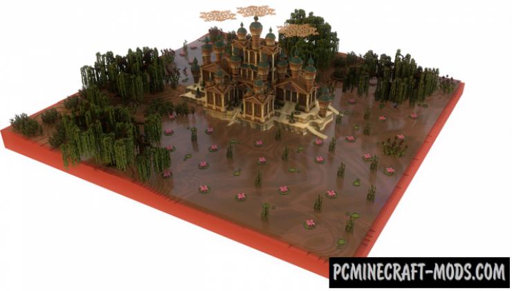 Evoria Map For Minecraft