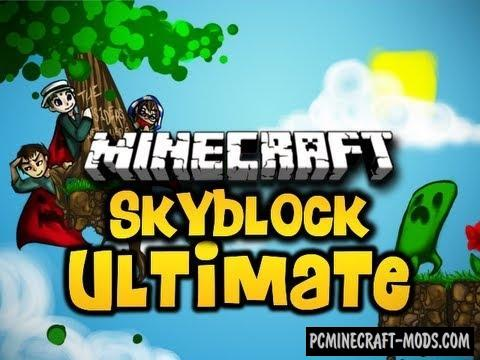 Skyblock: Ultimate Map For Minecraft