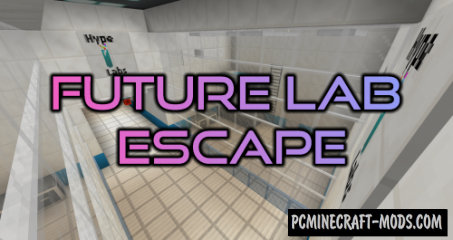 Future Lab Escape Map For Minecraft