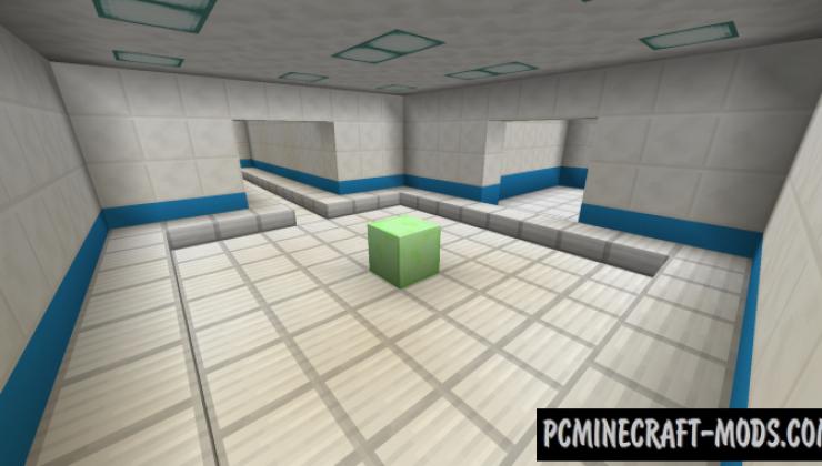 Future Lab Escape Map For Minecraft