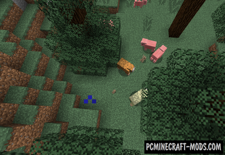 Sheep Metal Mod For Minecraft 1.14.3, 1.12.2