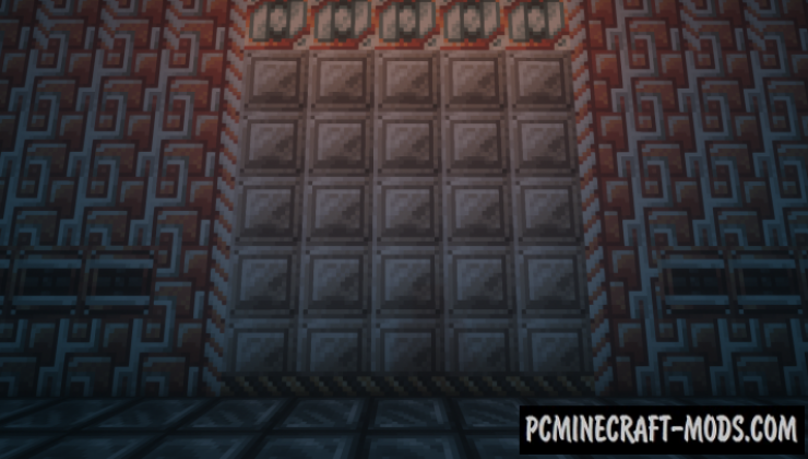 Extended Blocks Mod For Minecraft 1.12.2