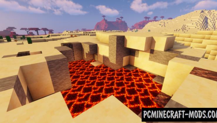 Jicklus Orange Resource Pack For Minecraft 1.13.2