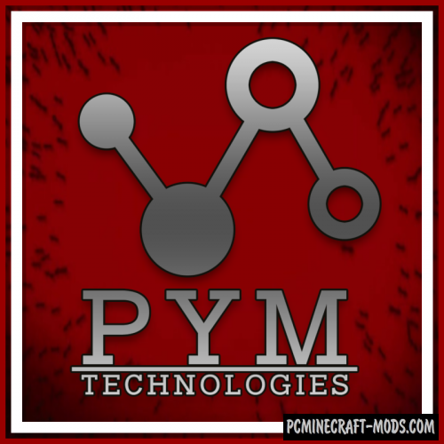 PymTech Mod For Minecraft 1.12.2