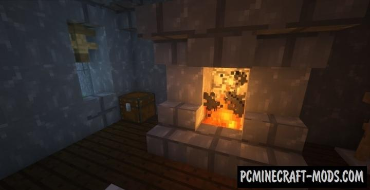 Fluxy Resource Pack For Minecraft 1.12.2