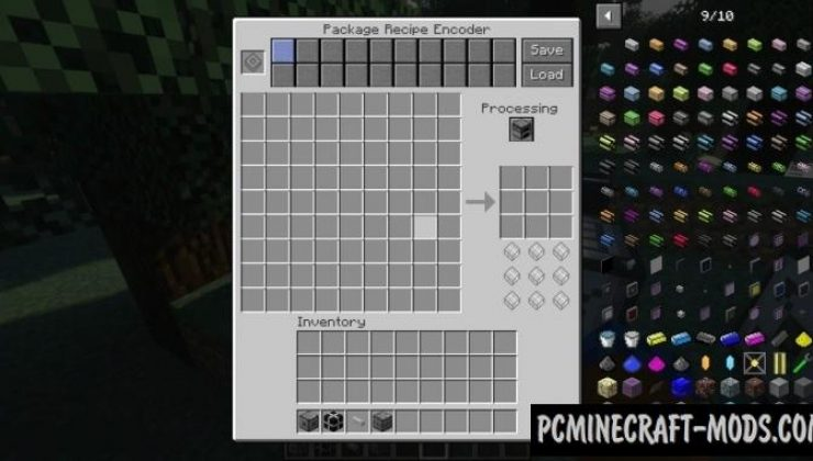 PackagedAuto - Tech Mod For Minecraft 1.12.2