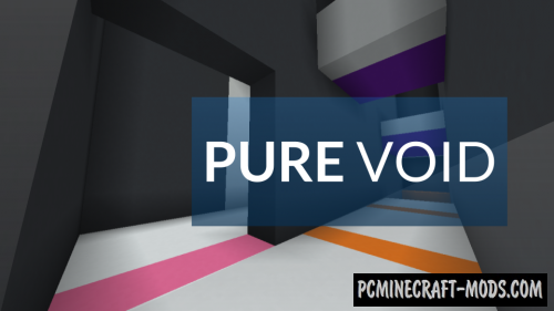 Pure Void Map For Minecraft