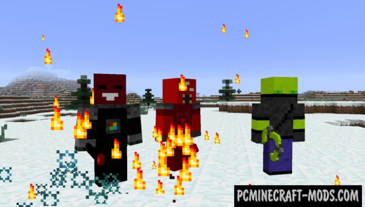 Depth Dungeons Mod For Minecraft 1.12.2