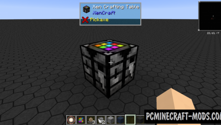 XenCraft Mod For Minecraft 1.12.2