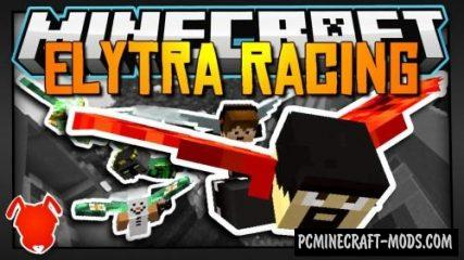 Elytra Race Map For Minecraft