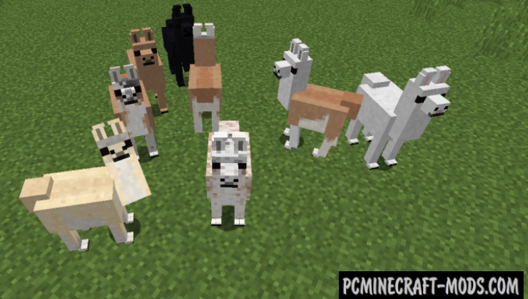 Enhanced Animals - Creature Mod For Minecraft 1.16.3, 1.12.2