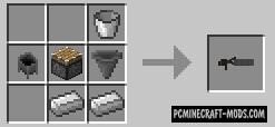 Fluid Gun Mod For Minecraft 1.12.2