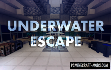 Underwater Escape Map For Minecraft