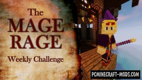 Mage Rage Map For Minecraft