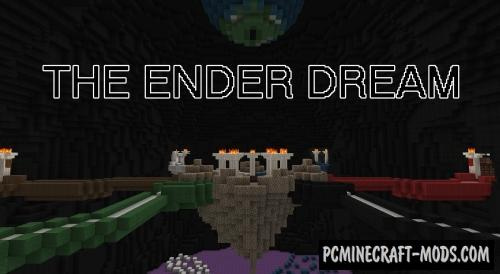 The Ender Dream Map For Minecraft
