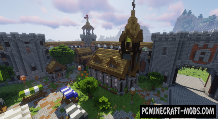 My Little Kingdom Map For Minecraft