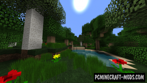 Simple 'N' Clean Resource Pack For Minecraft 1.13.2