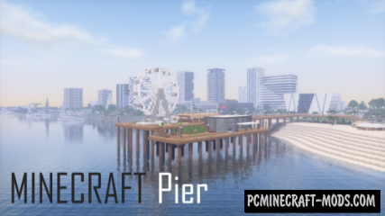 Pier Map For Minecraft