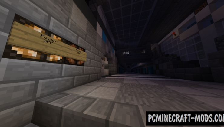 Abandoned Isolation: A Prison Escape Map For Minecraft