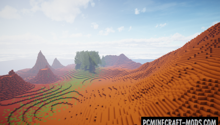 Colour Kingdom Map For Minecraft