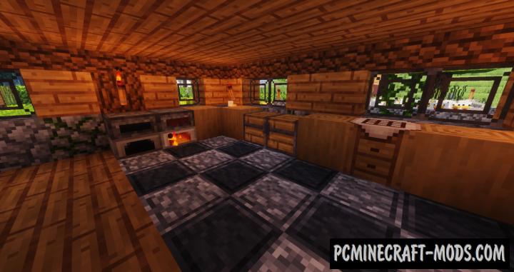 Jicklus Green Resource Pack For Minecraft 1.13.2