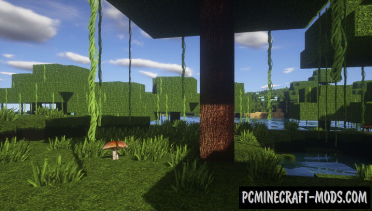 Natura Ultra Realism HD Resource Pack For Minecraft 1.13.2