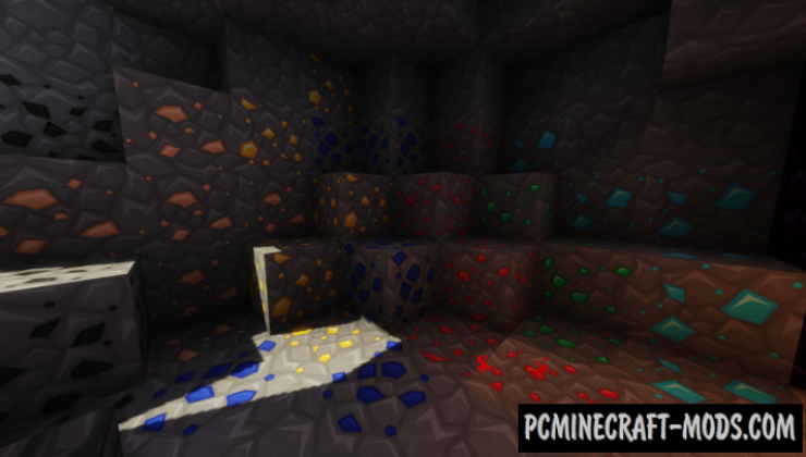 VividHD 512x, 128x Resource Pack For Minecraft 1.14.4