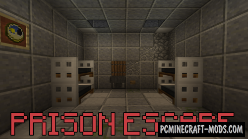 Prison Escape Map For Minecraft