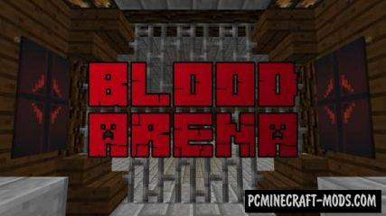 Blood Arena Map For Minecraft