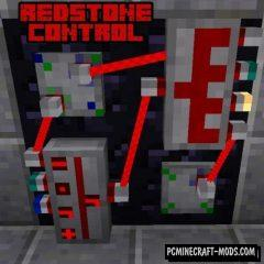 Redstone Control - Redstone Mod For Minecraft 1.12.2