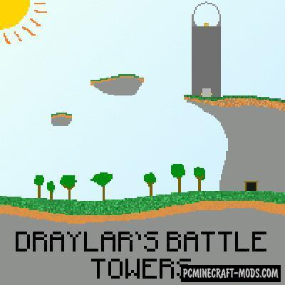 Draylar's Battle Towers - Random Mod For MC 1.16.5, 1.16.4