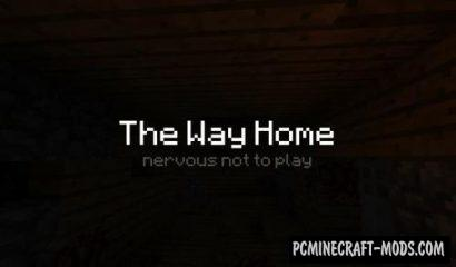 The Way Home Map For Minecraft