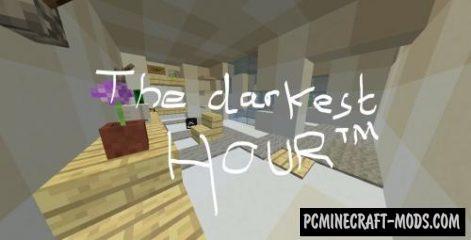 Horror Minecraft Maps 1 14 4, 1 14 3