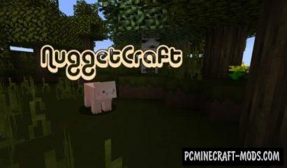 NuggetCraft Resource Pack For Minecraft 1.13.2
